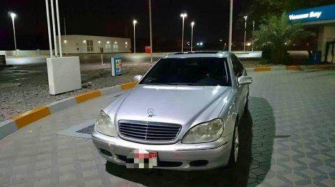 Mercedes - Benz 2003
