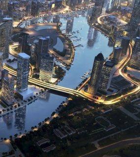 شقة للبيع بالبيزنيس باي بالقرب من برج خليفة ب746000 درهم وبالتقسيط  على36 شهر