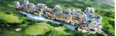 للبيع فيلا ب 1000000 تملك حر باضخم مشروع استثماري في دبي
