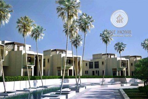للبيع مجمع 4 فلل رائع في المشرف, أبوظبي