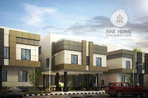 للبيع مجمع 3 فلل مذهل في منطقة المقطع, أبوظبي