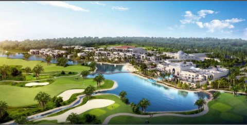 فيلا للبيع في دبي بسعر شقة