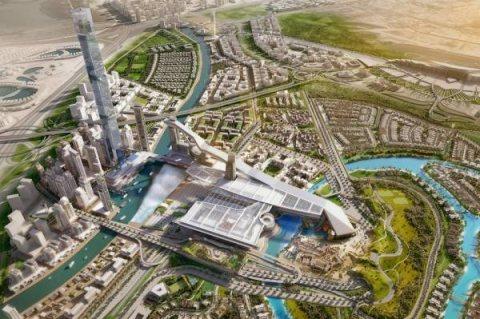 للبيع استديو فى منطقة الميدان اطلاله على برج خليفة