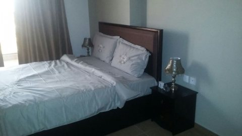 fully furnitured 1 bedroom apartment for rent in Dubai sport city only 70000