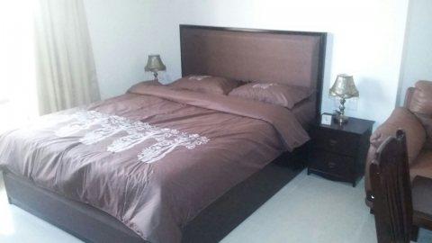 استوديو للإيجار مفروش فرش فندقي كامل في sport city بارخص سعر 50000 فقط 12 شيك