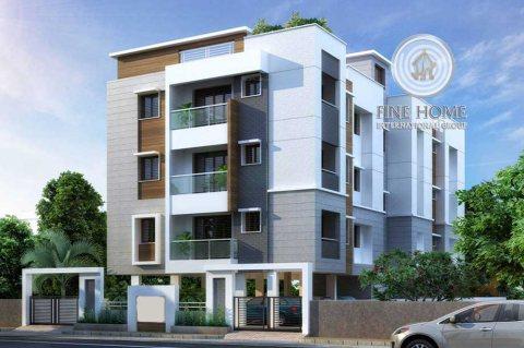 للبيع بنايه  3 طوابق في منطقة المصفح الشعبية .أبوظبي