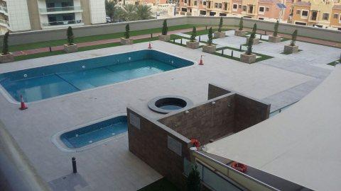 استوديو للإيجار مفروش فرش فندقي كامل في sport city بارخص سعر 45000