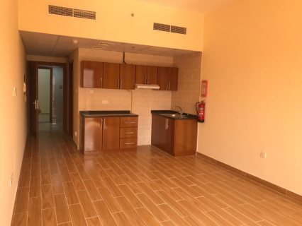 studio + parking for rent in Warsan 4, Dubai. ONLY 36,000 and PAY MONTHLY NOW