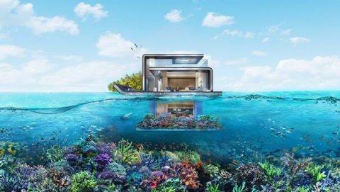شقق فندقيه بعوائد 100% خلال 10 سنوات بجزر العالم