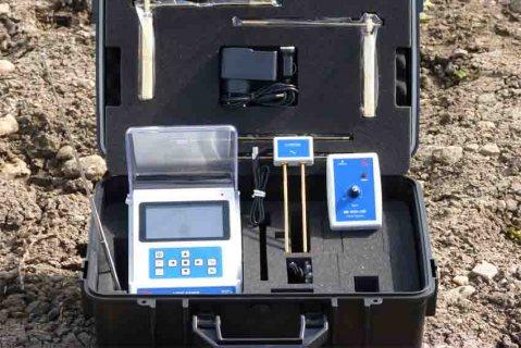 جهاز BR 500 GW كاشف المياة الجوفية مع تحديد نوع المياة لعمق 500 م - بي ار دبي