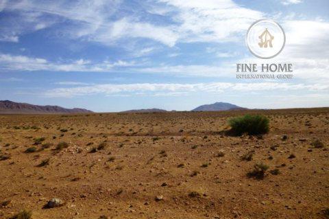 للبيع..أرض سكنية موقع مميز في جنوب الشامخة (مدينه الرياض) أبوظبي