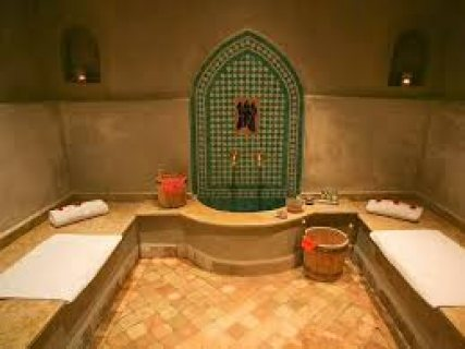 يتوفر لدينا خبيرات حمام مغربي مغربيات