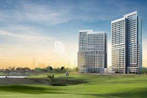 باطلالةعلي الجولف مباشرةفي دبي غرفةوصالةب 570ألف درهم تقسيط مريح ب 5700درهم