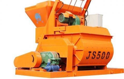 25 م³ / ساعة خلاط الخرسانة