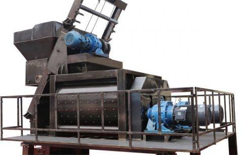 90 م³ / سا خلاط الخرسانة