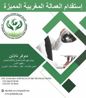 الشركة العربية لتوفير العمالة
