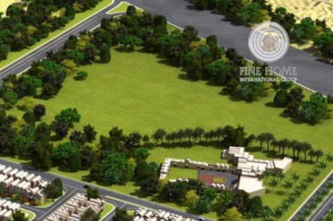 للبيع..أرض سكنية على زاوية في مدينة زايد أبوظبي
