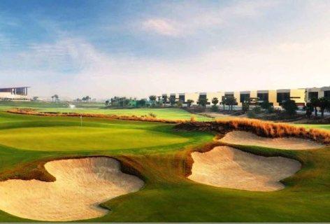 فلل للتملك وسط ملاعب الغولف فى دبى باسعار تبدأ من1.1مليون درهم وبالاقساط