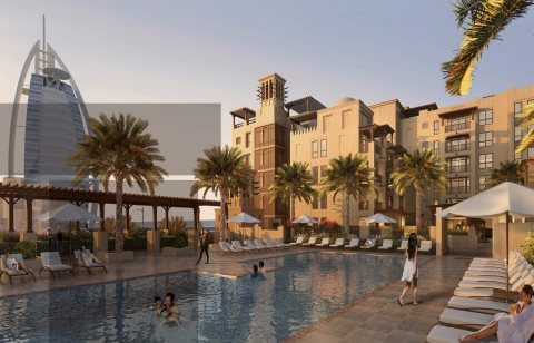 شقق فاخرة للبيع بأرقى مناطق دبي على شاطئ الجميرا