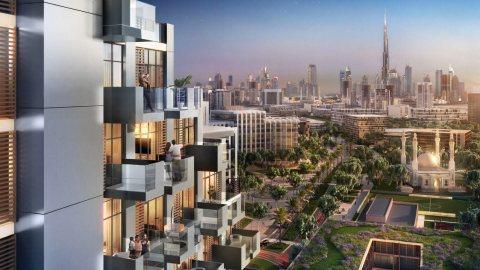 امتلك في دبي في الداون تاون بأجمل موقع بقلب دبي علي قناة دبي المائية مباشرة