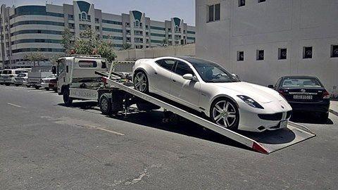 شحن السيارات من الامارات ابوظبي الى السعودية الدمام الرياض جدة مكة