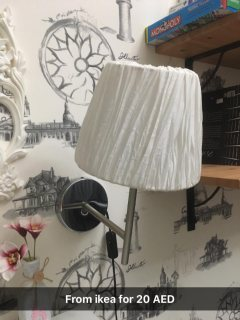 مصباح ikea lamp