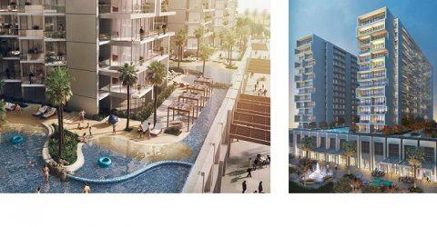 تملك شقة في دبي  بـ 15% دفعة أولى وقسط شهري 1% فقط