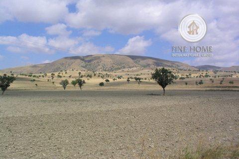 للبيع قطعة ارض سكنية رائعة بمنطقة الشامخة ,ابوظبي
