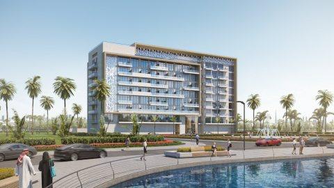 استثمر أموالك فيشقه غرفتين وصالة بمنطقة دبي استوديو سيتي بسعر يبدأ من 550 ألف
