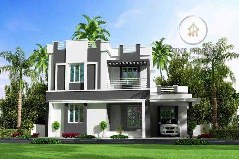 للبيع فيلا 5 غرف على زاوية في مدينة محمد بن زايد