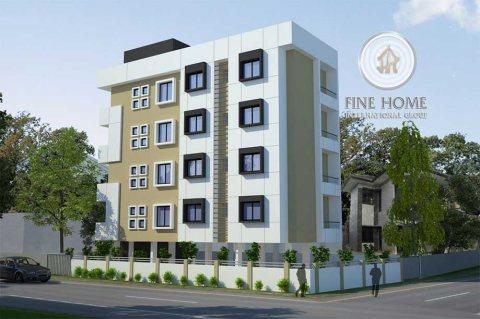 للبيع بناية  3 طوابق في مدينة محمد بن زايد ,ابوظبي