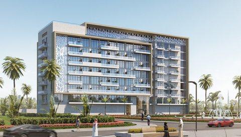 تملك شقة فاخرة بقلب دبي بقسط شهري 3070  درهم