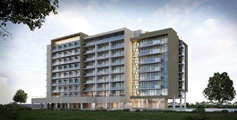 استثمر أموالك في شقة غرفتين وصالة بمنطقة دبي استوديو سيتي تقسيط