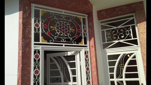 حدادين أبواب وشبابيك من المغرب