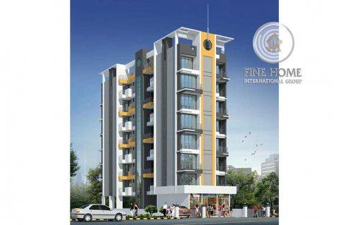للبيع بنايه رائعه 15 شقة في مدينة خليفة, أبوظبي