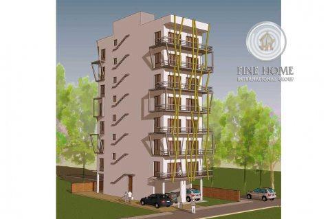للبيع..بناية 7 طوابق في مدينة محمد بن زايد أبوظبي