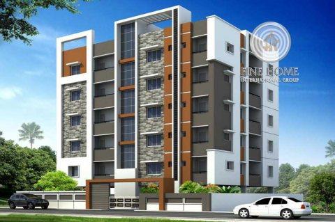 للبيع بناية على شارعين في مدينة محمد بن زايد ,ابوظبي
