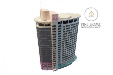 للبيع..بناية 18 طابق رائعة في شارع النجدة  أبوظبي
