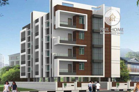 للبيع بناية بدخل عالي في شارع حمدان ,أبوظبي