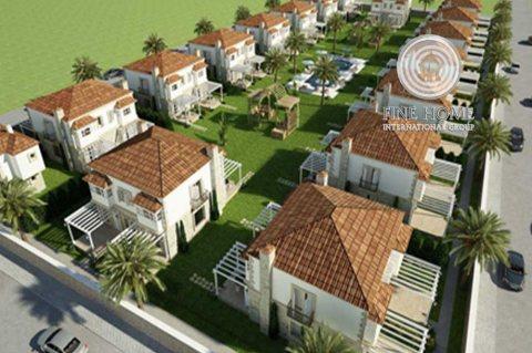 للبيع مجمع 6 فلل مميز في مدينة خليفة, أبوظبي