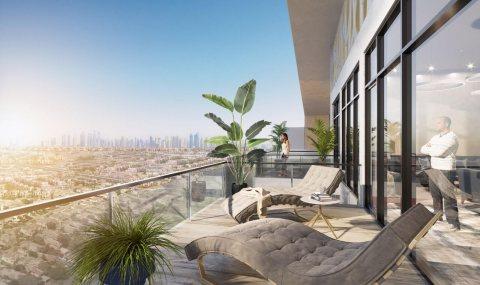 انتهز الفرصة شقة غرفتين وصالة مساحة 1000 قدم بالأقساط 1%