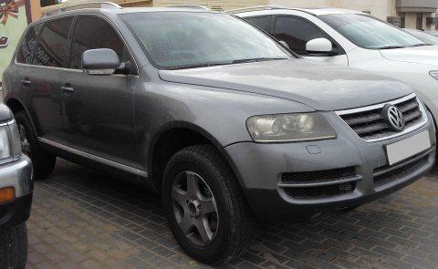 Volkswagen Touareg 2006 for sale / فولكس واجن طوارق 2006 للبيع