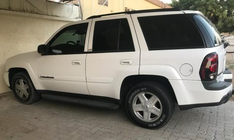 Chevrolet TrailBlazer 2003 for sale / شيفروليه تريل بليزر 2003 للبيع
