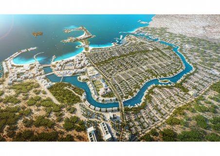 فلل للبيع في غنتوت على ساحل الامارات دفعة أولى 270 ألف وأقساط مسهلة