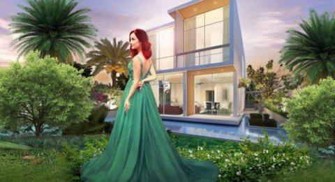فلل فاخره مكونه من 4 غرف نوم من 2,600,000 في دبي.
