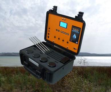 اقوى اجهزة التنقيب عن المياة الجوفية BR 700 PRO