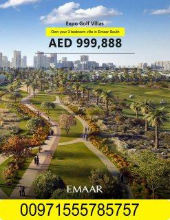 فلل للبيع في دبي بالتقسيط الى مابعد الاستلام