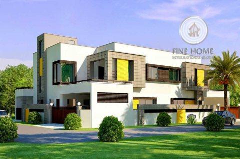للبيع..فيلا 8 غرف رائعة في مدينة الرياض جنوب الشامخة أبوظبي