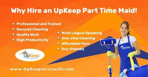 افضل خدمة تنظيف و توريد خادمات في دبي
