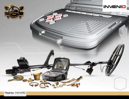 جهاز كشف الذهب (إنفينيو برو)